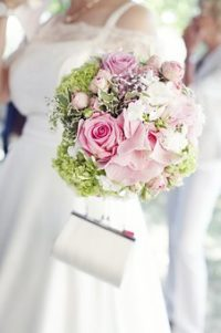 Brautkleid für Schwangere